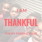 Click to see the reasons one mom is thankful.