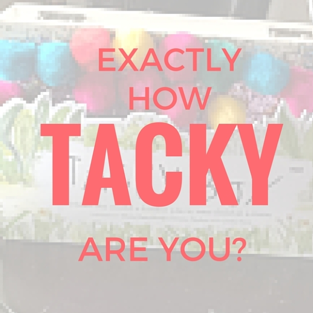 Click here to learn about our experience with the Tacky Box!