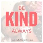 bekindalways