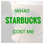 Read more about what Starbucks cost me in one visit.