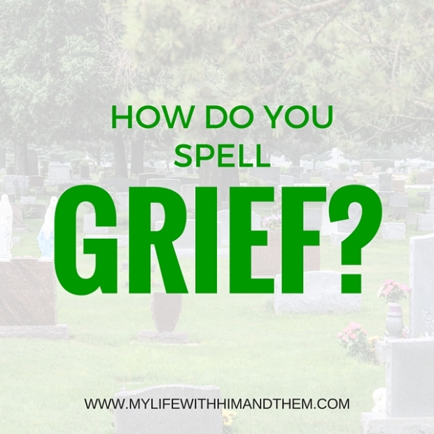 Click through to read about grief for people and relationships.