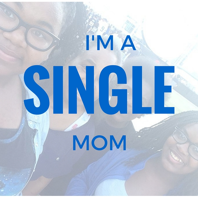 single mom embraces her title