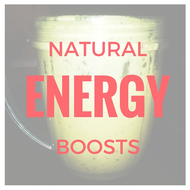 natural energy boosts every mom needs