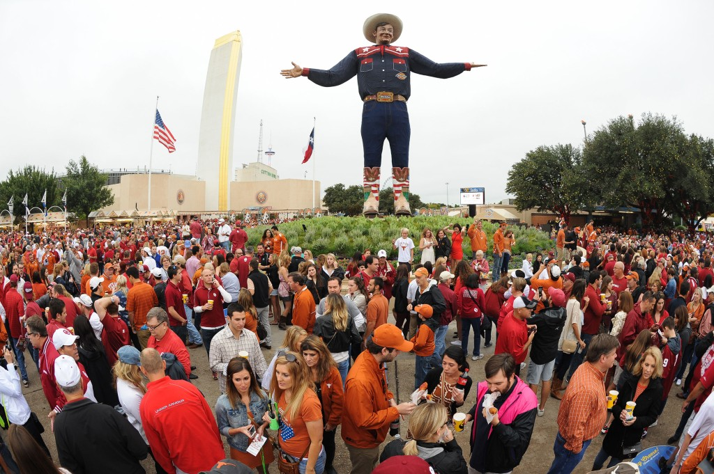 Big Tex at the State Fair of Texas