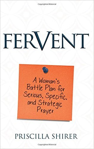 Click to sign up for our Fervent giveaway