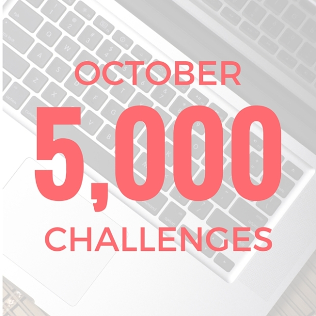 Click here to read all of the on-line challenges I'm participating in the month.