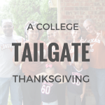 Read this post to see how one family celebrated Thanksgiving and college football.