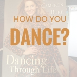 A review of the book Dancing Through Life by Candace Cameron Bure.