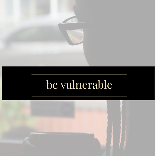 be vulnerable