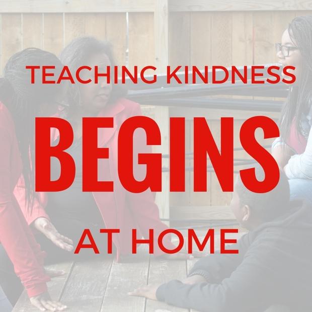 instagram kindness begins at home
