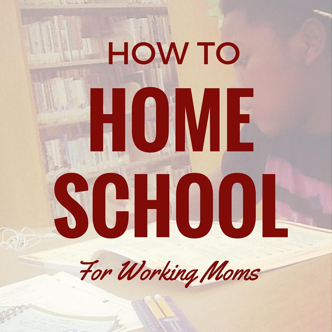 ZERO TO HOME SCHOOL INSTAGRAM