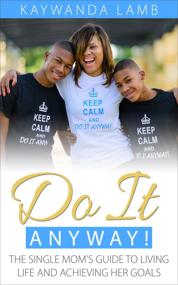 Kaywanda is a high school Spanish teacher, and author, and an entrepreneur. Her latest book, Do It Anyway, is a manifesto for all moms.