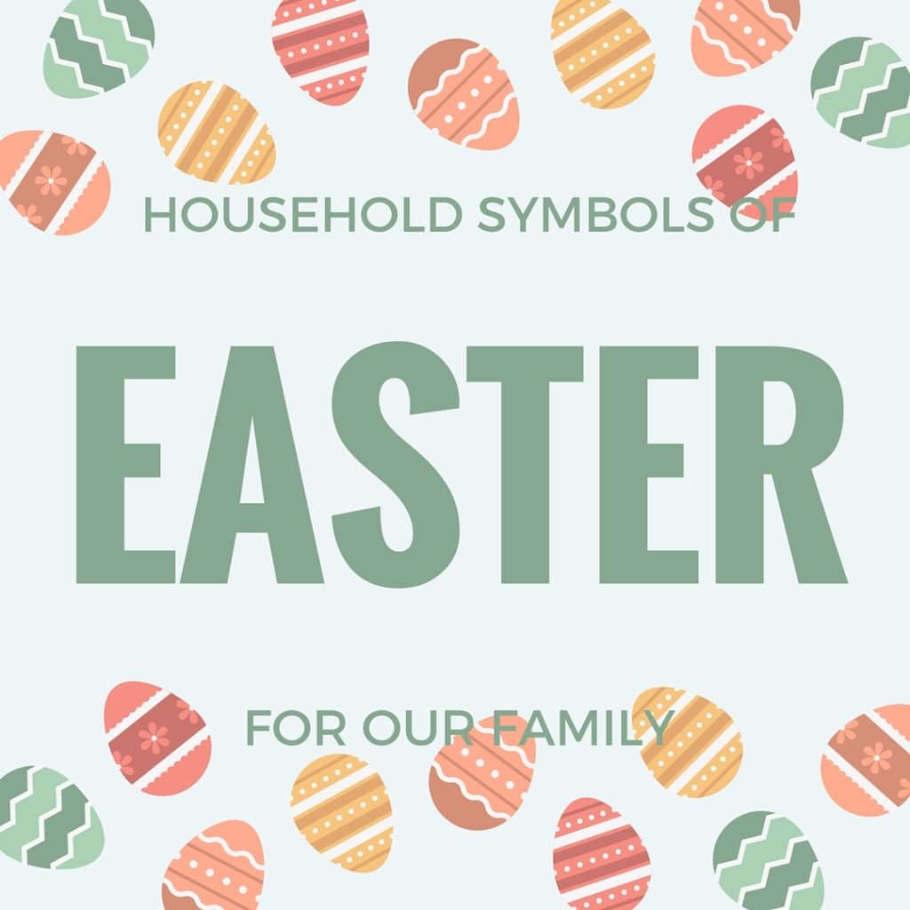 One family's modern approach to Easter at www.mylifewithhimandthem.com