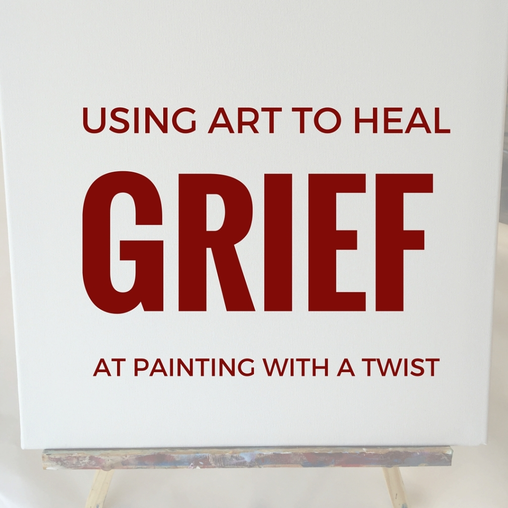 using art to heal grief