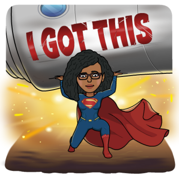 A Bitmoji can go a long way, but can't always save the day.