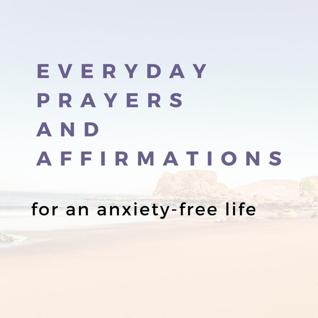 everydayprayersand-affirmatios